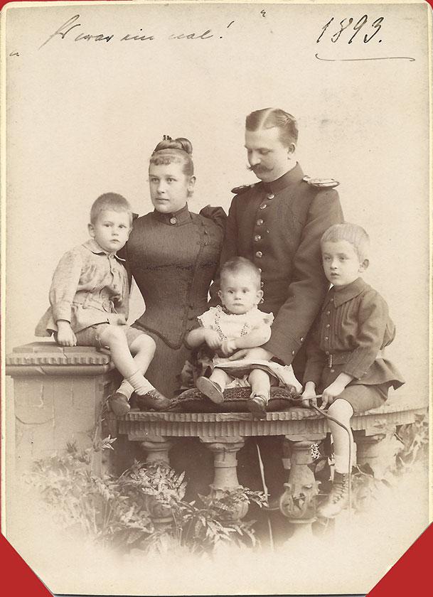 Familie 1893