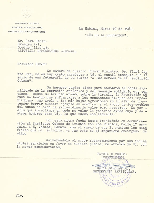 Castro-Brief